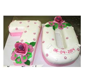 Юбилейни торти