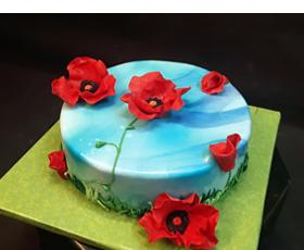 Романтични торти